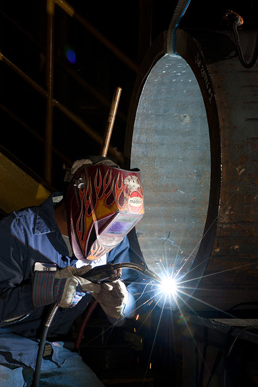 Industrial Fabrication Photography – 15