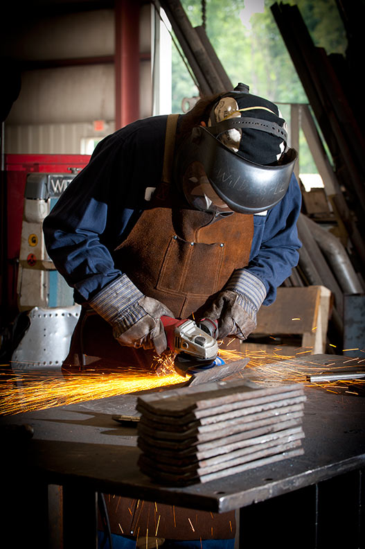 Industrial Fabrication Photography – 5
